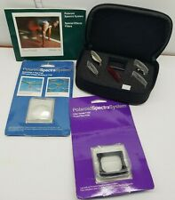 Polaroid Spectra System Special Effects Filter Set w/ Box and Filter, Holder Lot