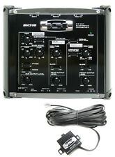 NEW SOUNDSTORM SX310 2/3 Way Electronic Crossover Car Xover Bass Audio+Remote