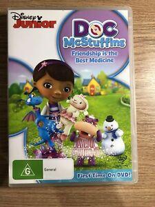 Doc McStuffins Friendship Is The Best Medicine - DVD - Region 4