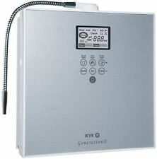 Luxury Alkaline Water Ionizer with 7 Plates 2 Filters Voice Prompts KYK