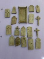 1 35 diorama accessories Grave Stones