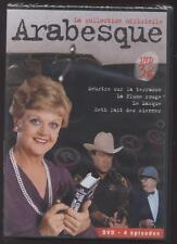 NEUF ARABESQUE DVD 32 LA COLLECTION OFFICIELLE  4 EPISODES SERIE TV SOUS BLISTER