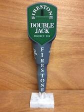 "Firestone Walker Double Jack Double IPA Beer Tap Handle ~ NEW in BOX ~ 11"" TALL"