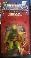 Whiplash NEW SEALED 1983 He-Man MOTU Masters of the Universe Mattel Figure