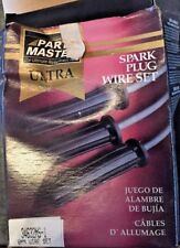 Parts Master Cable de bujía conjunto #34632MS-1 Conjunto De Alambre (8 Mm)