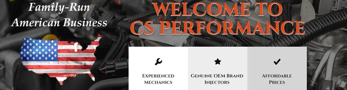 CS Performance Fuel Injectors