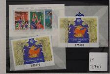 B2 Europe Greece Block 6 Stamped 2x Block 9 Mint