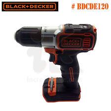 "R Black & Decker BDCDE120 20V MAX Lithium 3/8"" Drill/Driver-No Battery & Charger"