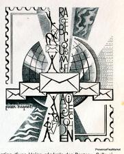 UNION POSTALE UNIVERSELLE   FRANCE Document Philatélique Officiel 2474