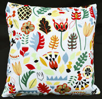 LF816a White Yellow Red Black Green Cotton Canvas Cushion Cover/Pillow Cover