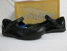 Barefoot Freedom By Drew 7 N Narrow Delite Leather Mary Janes Loafers New Womens