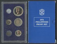 1974 Philippine PROOF Banko Sental / Filipino Heroes / Pilipino Series Coin #C3