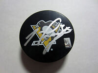 MATT MURRAY Pittsburgh Penguins SIGNED Autographed Hockey Puck w/ COA