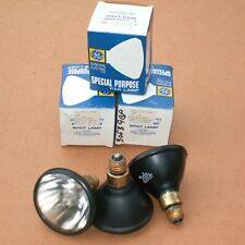 3x General Electric Par Lamp HR100-PSP44 Special Purpose