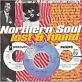 Northern Soul: lost & found;A COLLECTION OF 25 RARE NORTHERN SOUL CLASSICS CD