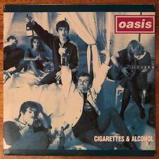 OASIS - Cigarettes & Alcohol CD SINGLE Australia 661109 2 Sony FREE FAST POST!