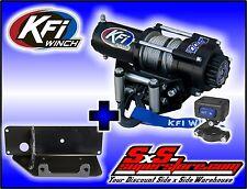 2000 lb KFI Winch Mount Combo Polaris Sportsman 400 500 600 700 GEN 4+ & Gen 6