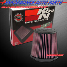 K&N E-1987 Hi-Flow Air Intake Washable Drop in Filter for Audi *See Detail*