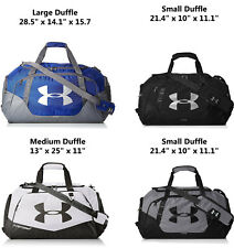 Under Armour Undeniable 4.0 and 3.0 Duffle Bag Small/Medium/Large NEW