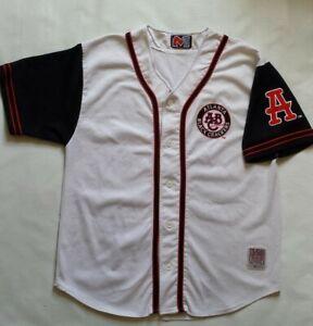 Vintage Atlanta Black Crackers Negro League Baseball Jersey