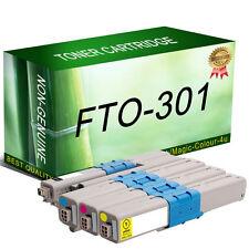 Markenlose Mehrfarbige Tonerkassetten für Drucker