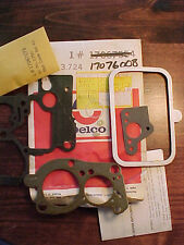 NOS ACDELCO GASKET, 17076008 SHOP # OTHER NUMBER 17067554 LOOK AND YOU DECIDE