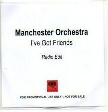 (453J) Manchester Orchestra, I've Got Friends - DJ CD