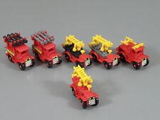 AUTOS: Oldtimer Feuerwehr - Komplettsatz + 3 Var incl. 1.2 (Kurve links)