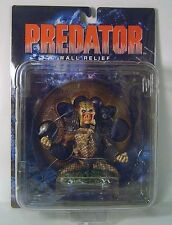 Predator  Un-Masked  Figure Wall Relief X-plus Toys
