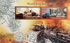 Sri Lanka 2017 World Post day Miniature Sheet Souvenir Sheet
