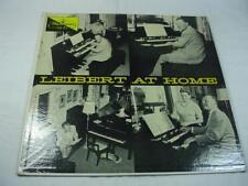 Dick Leibert - Leibert At Home - Westminster Records WP-6029 Mono