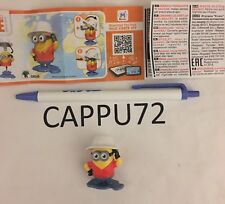 MINION ESPLORATORE+BPZ EN549 (EAC 07.2018)(Minions in the world)kinder Ita 18/19