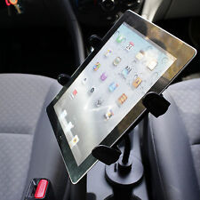 """Flexible 5"""" Car Cup Holder Mount for Apple iPad 1 2 3 4 with or without a case"""