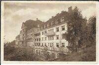 Ansichtskarte Proschwitz/Sanatorium Prosecnice - schöne Nahaufnahme - s/w