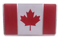 Sticker Aufkleber Auf Kleber 3D Flagge Emblem Kanada Auto Metall selbstklebend