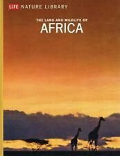 Life Nature Library The Land and Wildlife of Africa 1970 Hardcover -