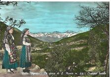 190231 VERBANIA SANTA MARIA MAGGIORE - COSTUME - VIGEZZO Cartolina FOTOGRAFICA