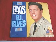 ELVIS PRESLEY~G.I. BLUES~MONO~RCA 2256~VG++~ POP  LP