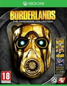 Borderlands: The Handsome Collection (Xbox One) PEGI 18+ Adventure: Free