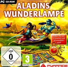 PC GAME - ALADINS WUNDERLAMPE