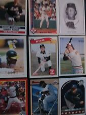 Baseball Card Lots...All Hall of Famers - Check it Out!!!