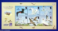 "British Indian Ocean Terr BIOT - ""BIRDS ~ BARTON POINT NATURE RESERVE"" MS 2006"