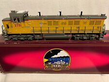 ✅MTH PREMIER UNION PACIFIC 3GS21B GENSET DIESEL ENGINE! PROTOSOUND 2.0 PS2 UP