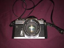 Yashica TL Electro X Camera & Auto Yashinon-DX 50mm 1:1:7 lens