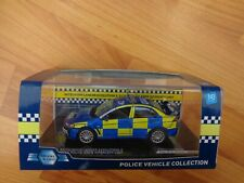 MODEL ICONS 1/43 MITSUBISHI LANCER EVOLUTION X ESSEX POLICE ANPR UNIT CAR 999509