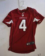 e91471aff Arizona Cardinals Kevin Kolb 4 Nike ON FIELD Football Jersey NFL Size M  Junior