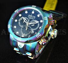 e0388d5ba50 Invicta Men s 52mm Venom Swiss Chronograph IRIDESCENT Stainless Steel Watch