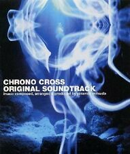 USED Chrono Cross: Original Soundtrack CD