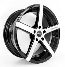 Seitronic RP6 Machined Face Alufelge 8,5x19 5x112 ET42 VW Scirocco 13 Coupé