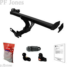 Witter Towbar for Mitsubishi L200 Double Cab 2015-2019 - Flange Tow Bar